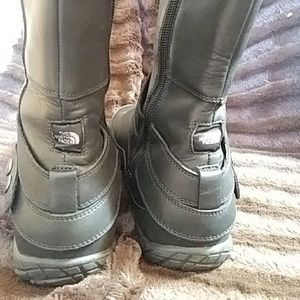 d7ae65e17 The North Face Womens Bryn Black Tall Boots